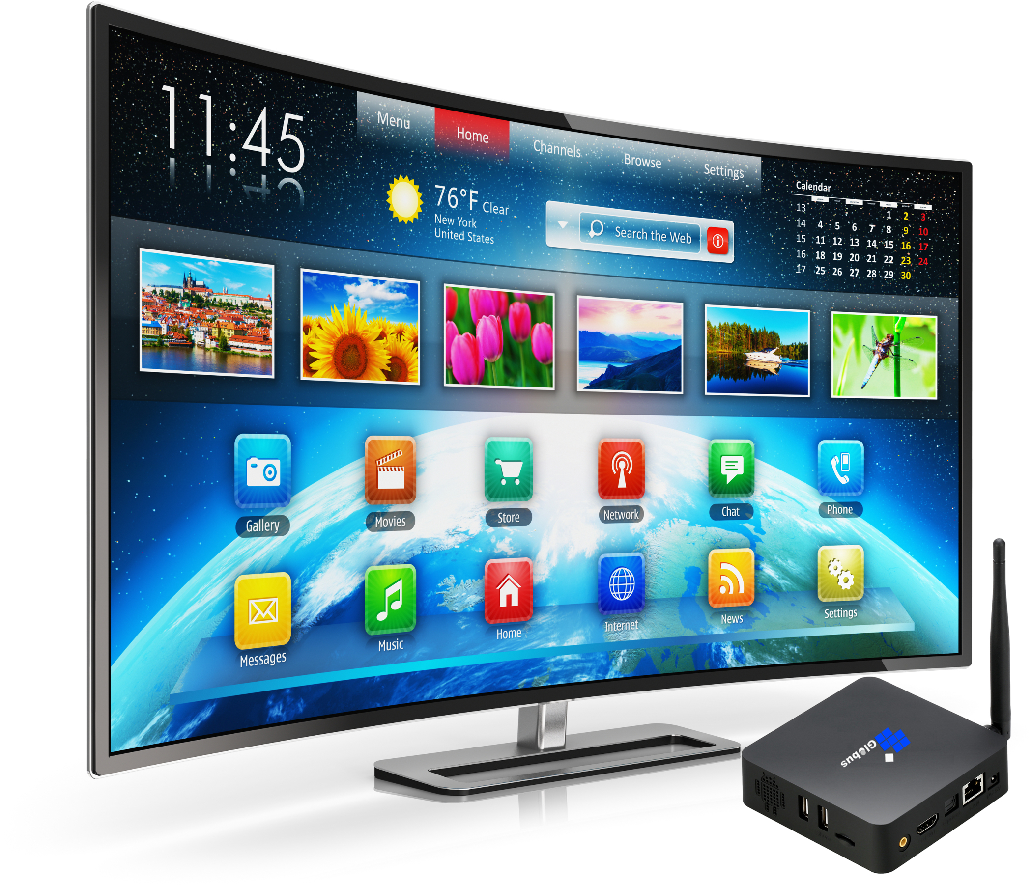 G8 Smart TV Box